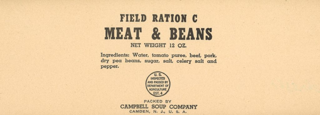 WWII label