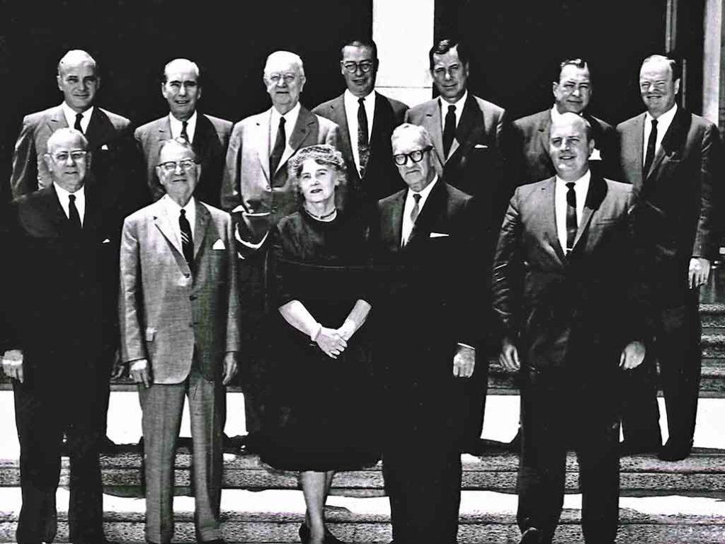 Campbell Soup Company Board of Directors 1961