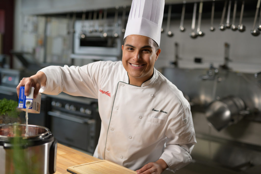 campbell chef omar